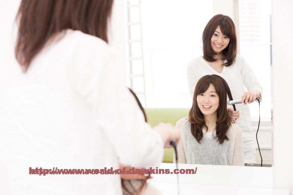 美容師エロ