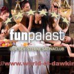 オーストリアFKK funPlast(ファンプラッツ)でエッチなウクライナ人とSEX!